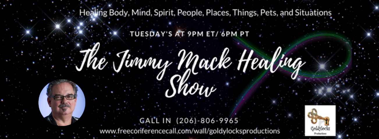 The Jimmy Mack Healing Show